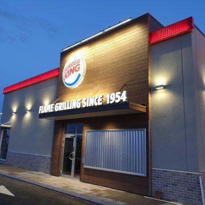 Burger King, Trelleborg, 2019