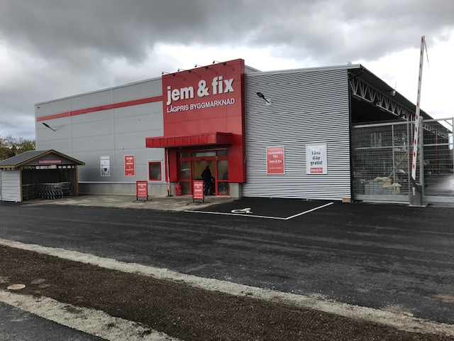 Jem & Fix, Fagersta, 2019
