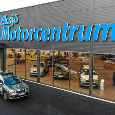 Motorcentrum, Eksjö, 2019